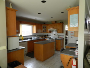 Trilogy House One Kitchen
