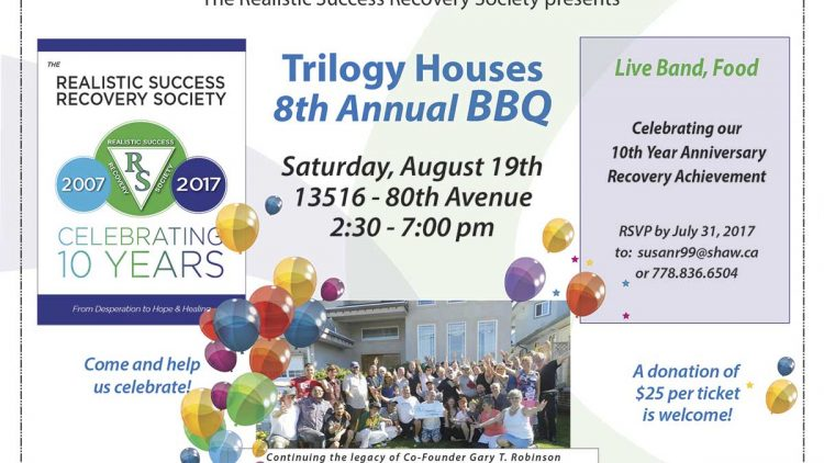 8th Annual Trilogy Houses BBQ
