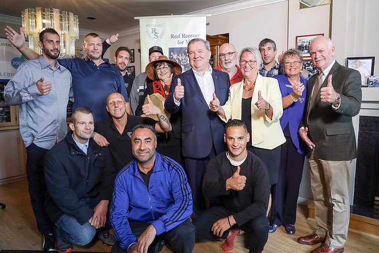 Group thumbs-up for Rate increase and grant funding coming to supportive recovery
